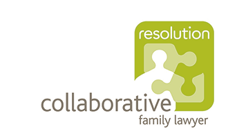 Collaborative resolution logo and link