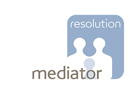 Resolution mediator logo and link