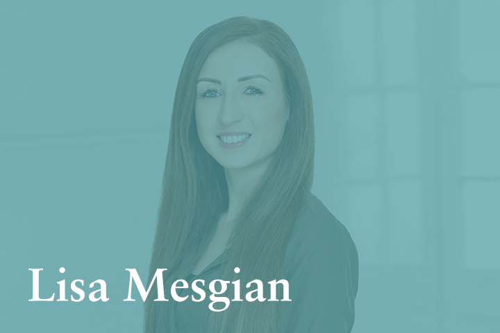 Lisa Mesgian profile picture and link to biography